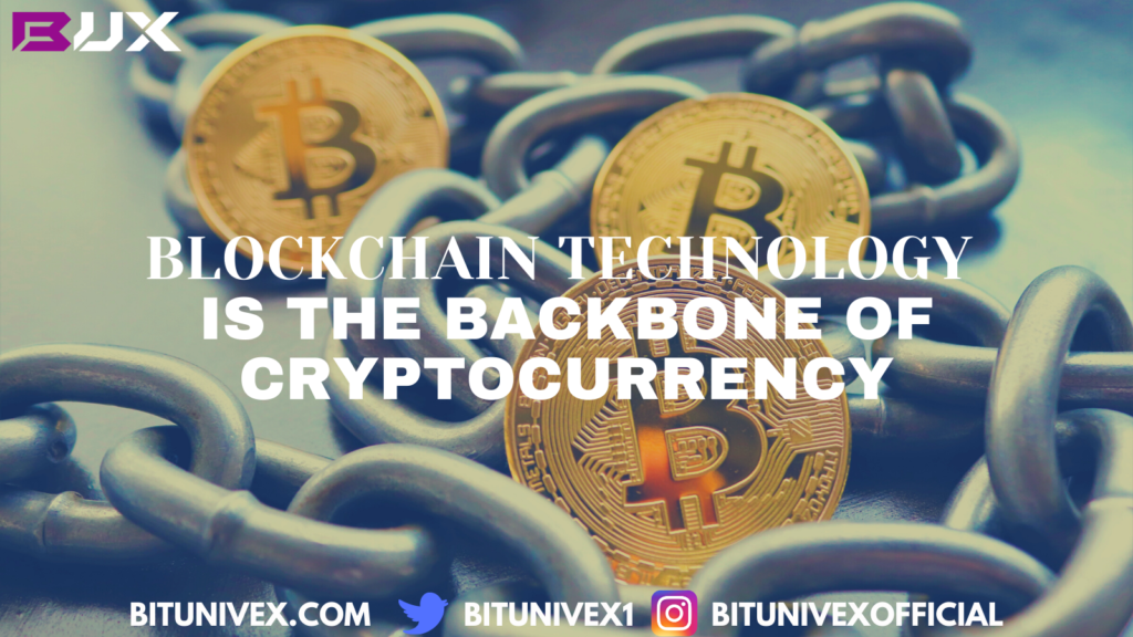 Cryptocurrencies are made on Blockchain technology.