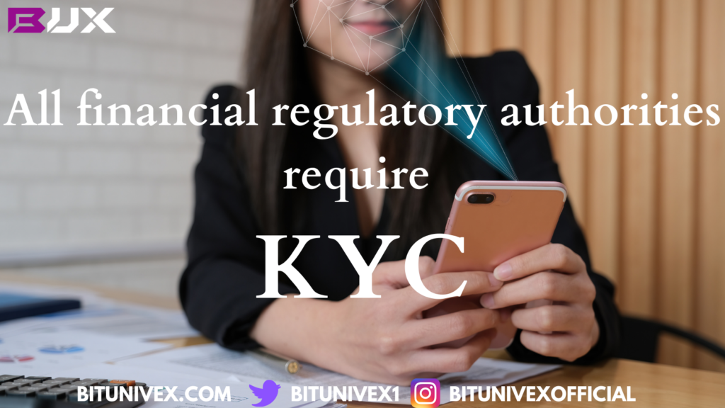 KYC has been designed to safeguard client's funds.