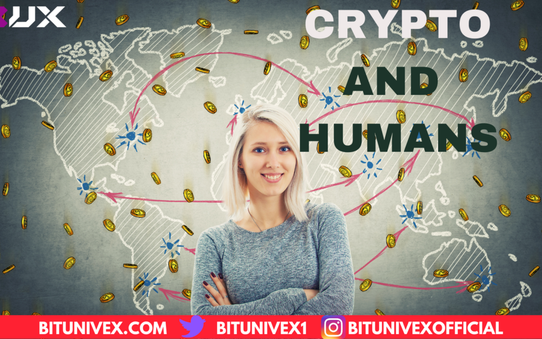 Is crypto the next stage in human development?
