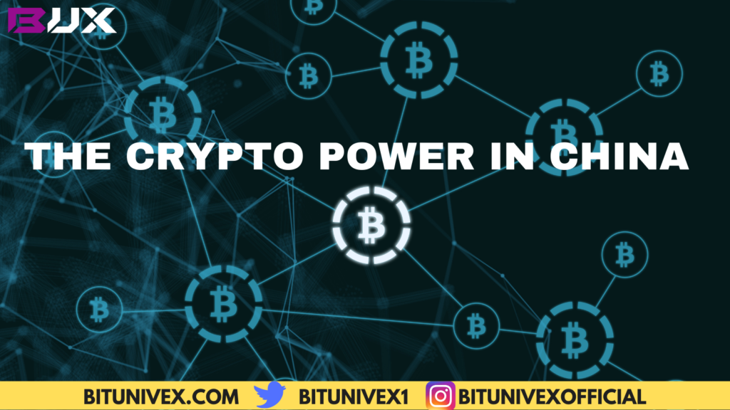 The crypto power in China