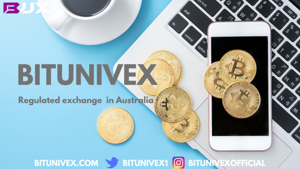 Bitunivex.com is a global cryptocurrency exchange regulated and headquartered in Australia.