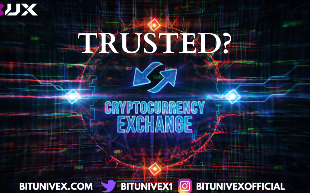 Is your crypto exchange trusted?