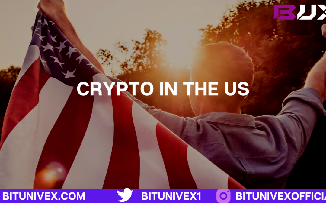 The crypto industry in THE US